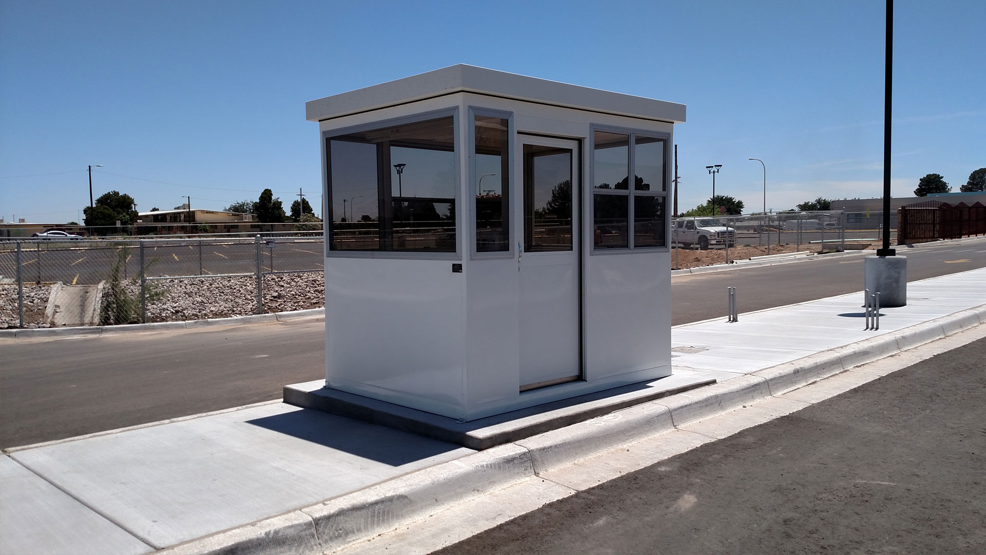 Guard booth booths security shack