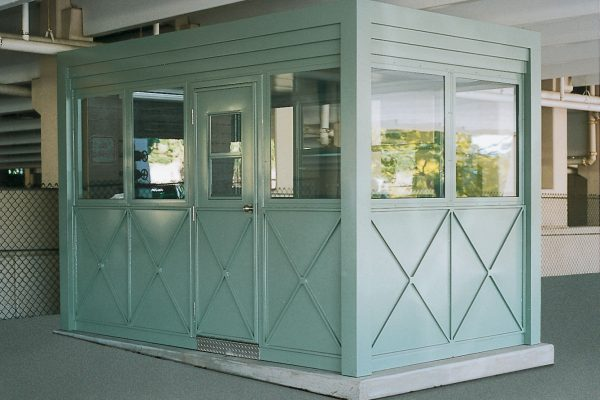 Attendant Booth