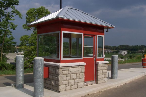 Parking Booth 05-113