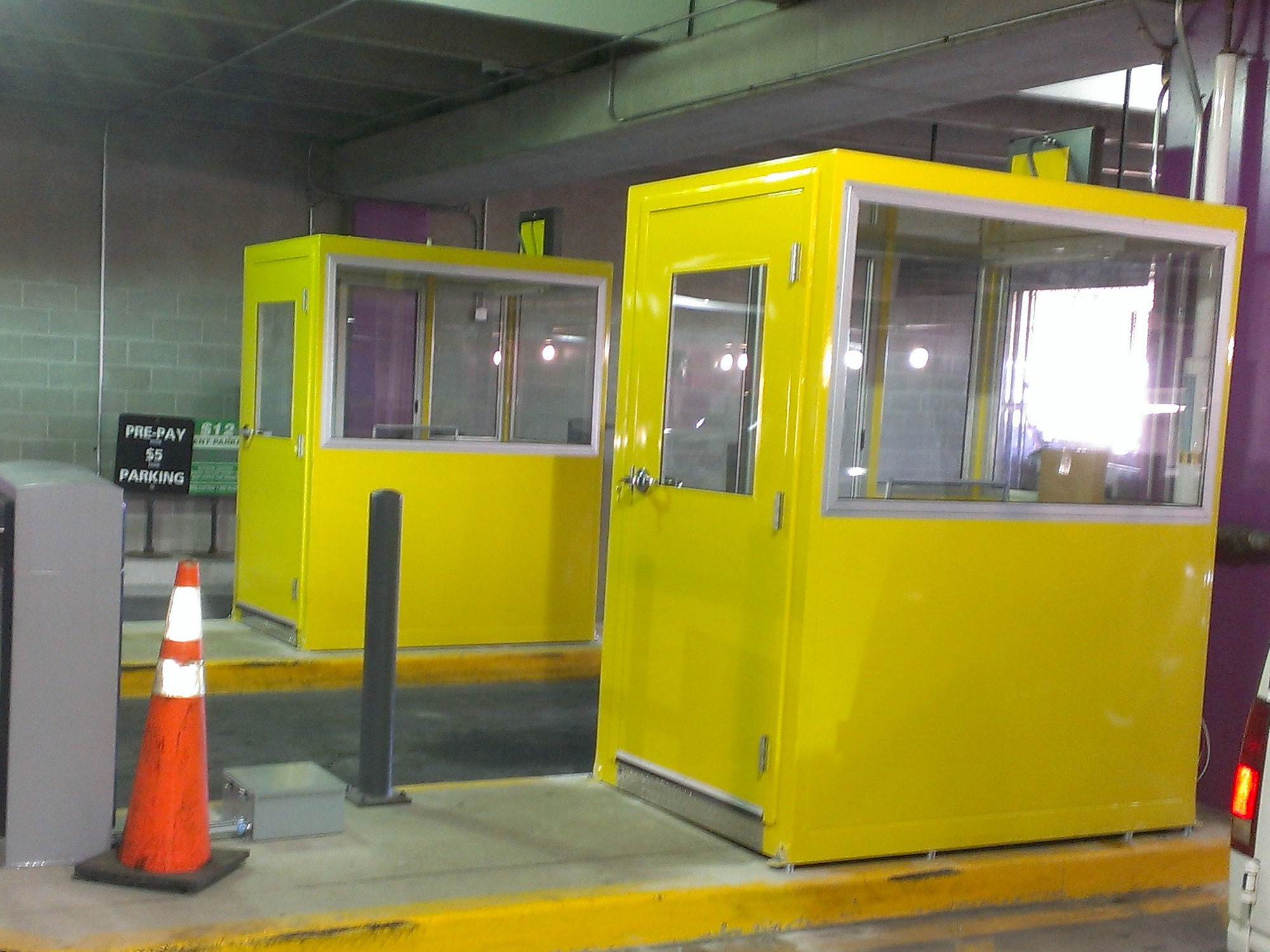 Parking Booth 13-222